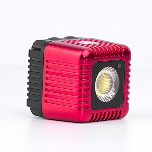 Lume Cube LC0004RO - Lume Cube antorcha LED para cámaras de fotografía y Video luminosidad Regulable
