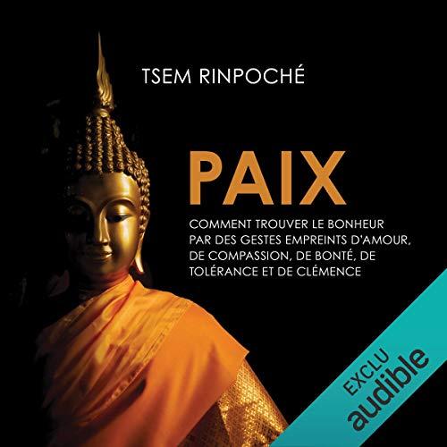 『Paix』のカバーアート