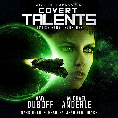 Covert Talents: Age of Expansion - A Kurtherian Gambit Series audiobook cover art