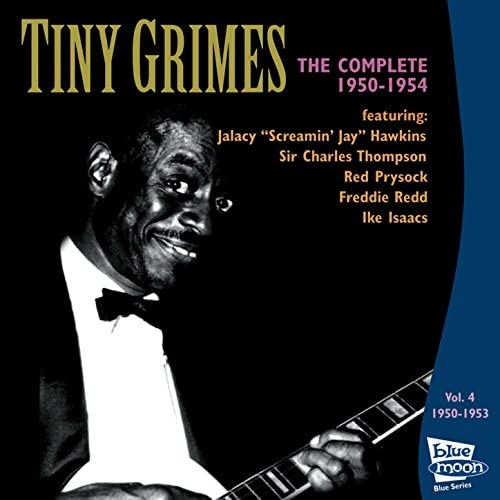 Tiny Grimes feat. Screamin Jay Hawkins, サー・チャールズ・トンプソン, FREDDIE REDD, Ike Isaacs & レッド・プリソック