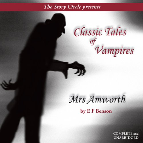 Mrs. Amworth audiobook cover art