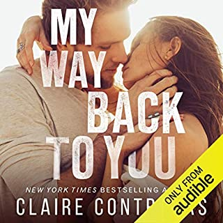 My Way Back to You cover art