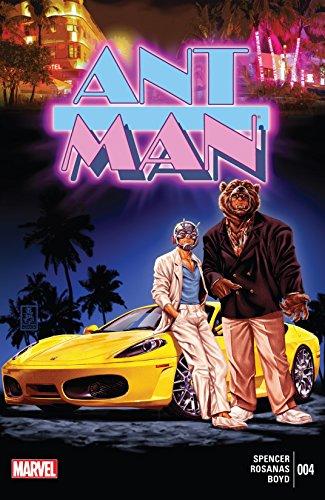 Ant-Man (2015) #4 (English Edition)