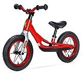 N /A WWCEEM Infantil Balance Bike Pedal Ejercicio Conducción Aprendizaje Aviación Marco de Aluminio Bicicleta para niños 2~8 años Juguetes para niños Rojo