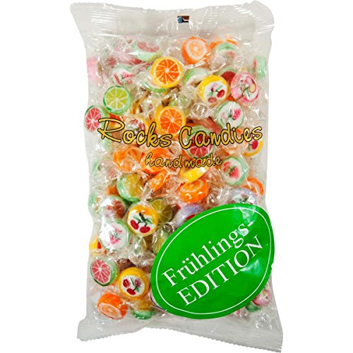 Rocks Candies - Bonbons Beutel - 500g