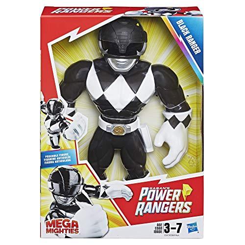playskool – Power Rangers – Ranger Noir