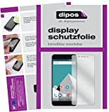 dipos I 6x Screen Protector compatible with Vernee M5