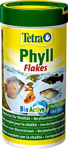 Tetra Phyll Mangime in Scaglie per Pesci Tropicali - 250 ml