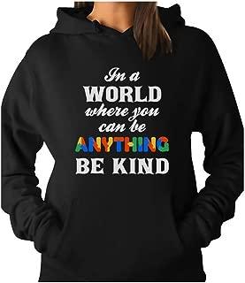 Be Kind - Autism Awareness Women Hoodie