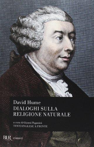 Dialoghi sulla religione naturale. Testo inglese a fronte