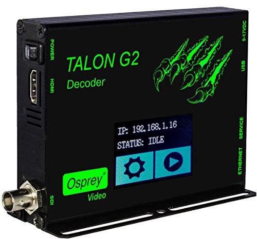 Fantastic Deal! Osprey Video Talon G2 H.264 Video Decoder