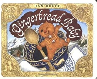 [ [ [ Gingerbread Baby[ GINGERBREAD BABY ] By Brett, Jan ( Author )Sep-22-2003 Hardcover