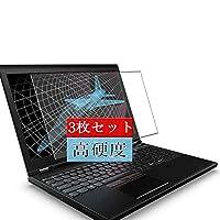 3枚 Sukix フィルム 、 Lenovo ThinkPad L570 15.6インチ 向けの 液晶保護フィルム 保護フィルム シート シール(非 ガラスフィルム 強化ガラス ガラス ) 修繕版