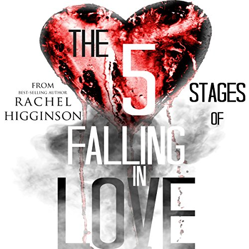 The Five Stages of Falling in Love audiobook cover art