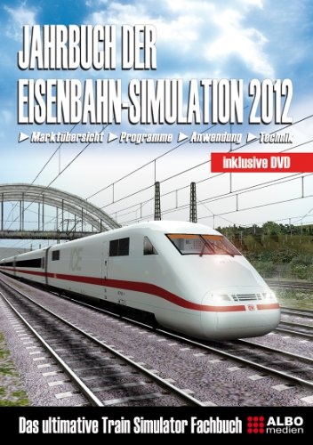 Photo of Jahrbuch Eisenbahn-Simulation 2012 (Das ultimative Train Simulator Fachbuch)