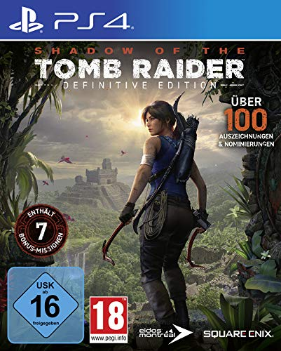 Shadow of the Tomb Raider Definitive Edition (PlayStation PS4)