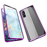 Jonwelsy Case for OPPO Find X2 Neo/Reno 3 Pro, Magnetic