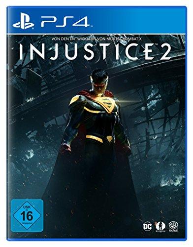 Injustice 2 - PlayStation 4 [Importación alemana]