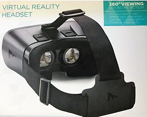 MVMT VIRTUAL REALITY GAMING HEADSET WITH 360 DEGREE VIEWEING, COMFORTABLE, LIGHTWEIGHT AND DURABLE.