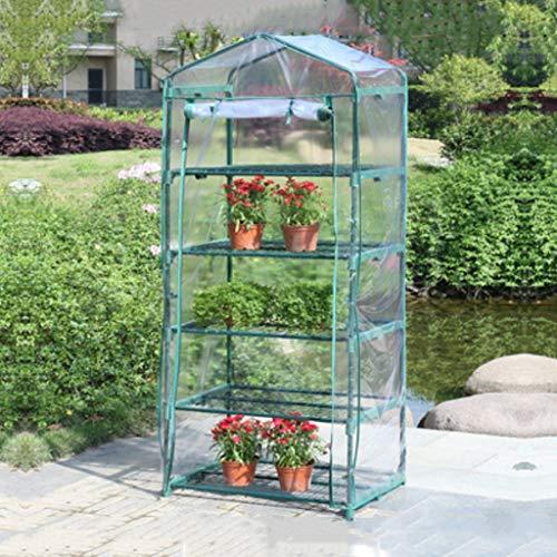 XY&CF-Flower house Serre PE Plante à Effet de Serre pour la Plantation Verte sous Serre en Hiver (69 * 49 * 190cm) (Couleur : B)