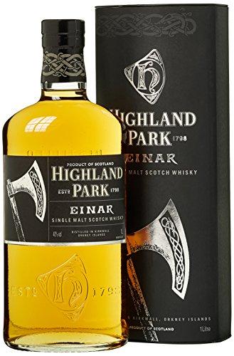 Highland Park Einar Warriors Edition mit Geschenkverpackung Whisky (1 x 1 l)