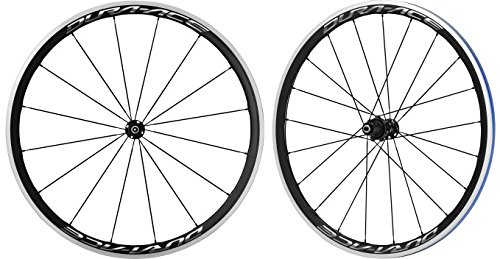 SHIMANO Dura Ace WH-R9100-C40-CL LRS 11-Speed, Black