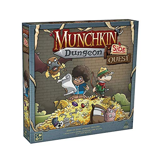 Munchkin Dungeon: Missione laterale