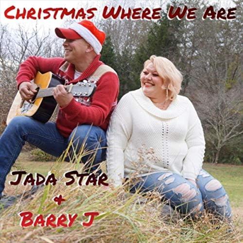 Jada Star and Barry J