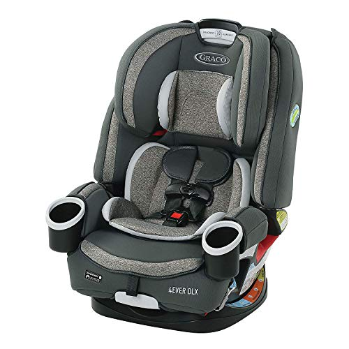 Graco 4Ever DLX 4 in 1 Car Seat, Infant to Toddler Car Seat, with 10 Years of Use, Bryant