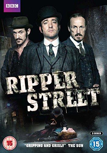 Ripper Street  リッパー・ストリート