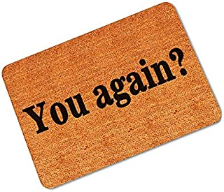 DAYONG You Again, Entrance Mats Floor Carpet Interior/Outdoor/Front Door/Bathroom Mat Rubber Non-slip Doormat