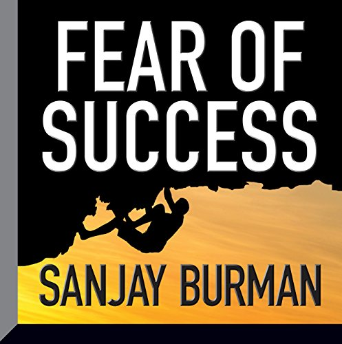 Fear of Success audiobook cover art