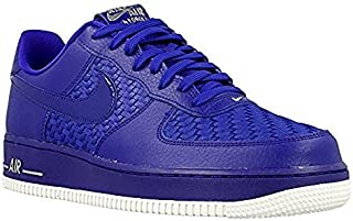 Nike AIR FORCE 1 '07 LV8 mens basketball-shoes 718152-404_11 - CONCORD/SUMMIT WHITE/CHROME/CONCORD