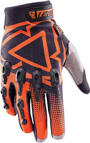 Leatt GPX 4.5 Lite Handschuhe M Orange/Schwarz
