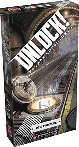Unlock! Escape Adventures (Spiel). .Box1A