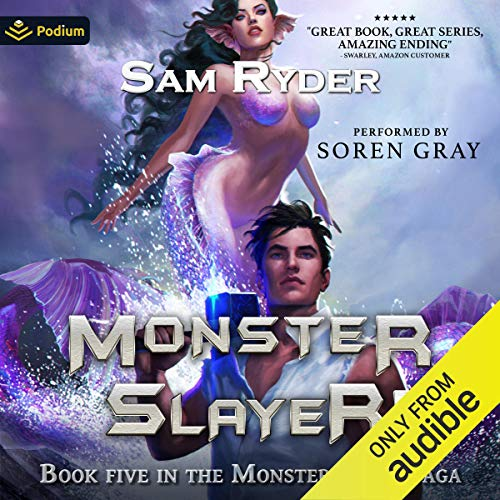 God: Monster Slayer Audiobook By Sam Ryder cover art