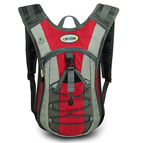 YHDQ Sac à Dos de vélo-Sac à Dos-Outdoor Running Marathon Water Bag Sac à Dos-Sac à Eau-Isolé et Respirant-Convient pour Les Courtes et Moyennes Distances-Cyclisme et Course