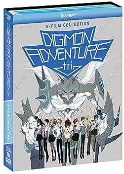 Digimon Adventure tri  The Complete 6-Film Collection  Blu-ray