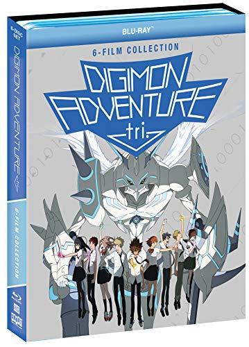 Digimon Adventure tri.: 6-Film Complete Collection [Blu-Ray]