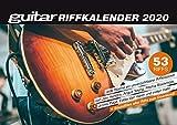 guitar-Riffkalender 2020 - Wochenkalender