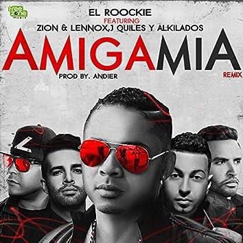 Amiga Mía (Remix)