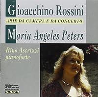 Arie Da Camera E Da Concerto