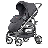 Inglesina Trilogy - Silla de Paseo Orientable, Village Denim