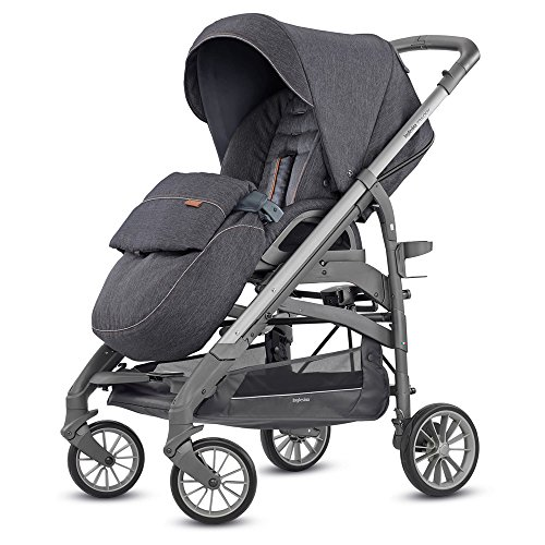 Inglesina AG37K6VLD Passeggino Trilogy, Village Denim