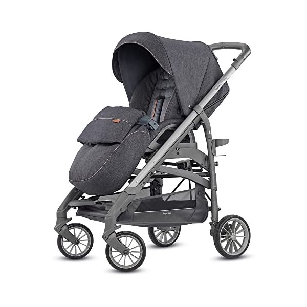Inglesina Trilogy Stroller with Single Handle 0-22 kg Inglesina  1