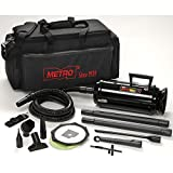 METRO DATAVAC PRO SERIES TONER VAC WITH MICRO CLEANING TOOLS AND CARRY CASE MDV-2TCA