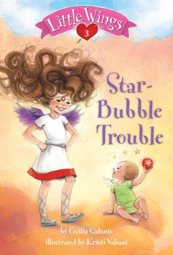 Little Wings #3: Star-Bubble Trouble (English Edition)