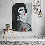 Ro-Cky Horror Picture Show Tapestry Wall Hanging Tapestries Art For Living Room Collage Dorm Bedroom Home Decor Ready To Hang 60x40 Inch