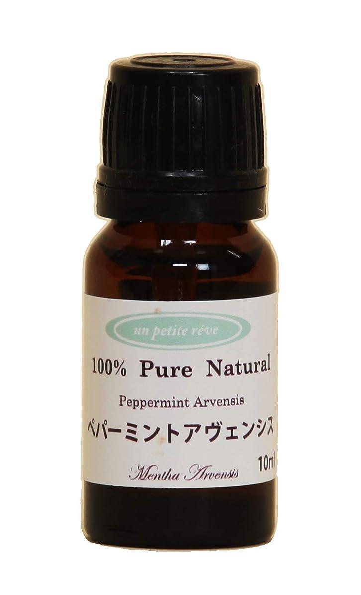 適合罪悪感生じるペパーミントアヴェンシス(コーンミント) 10ml 100%天然アロマエッセンシャルオイル(精油)
