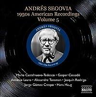 Andres Segovia-1950s Amer
